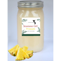 Pineapple Seamoss Gel - 24 oz - U.S  Shipping