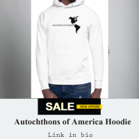 Autochthons of America Hoodie