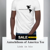 Autochthons of America Tee